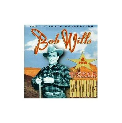 Bob Wills - The Ultimate Collection - Bob Wills CD 1RVG The Cheap Fast Free Post
