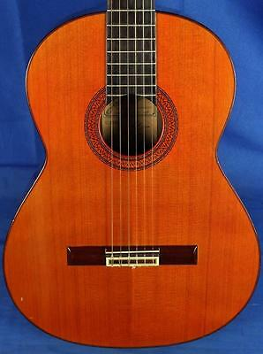 "Vintage 1977 Jose Ramirez Model 1a 26"" Scale Classical Acoustic Guitar w/Case"