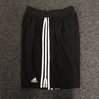 Adidas Mesh Basketball Shorts Black (Kids Xl)