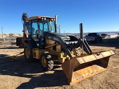 2007 John Deere 310SJ Backhoe Loaders