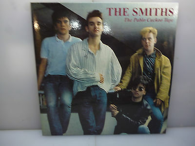 Smiths-The Pablo Cuckoo Tape. 1983 Demo Session.-Red Vinyl Lp-New.sealed