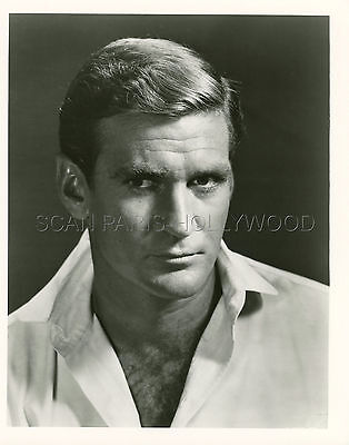 Rod Taylor H.g. Wells  The Time Machine 1960 Vintage Photo R70 #3