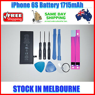 iPhone 6S Brand New Genuine OEM Internal Replacement Battery 1715mAh