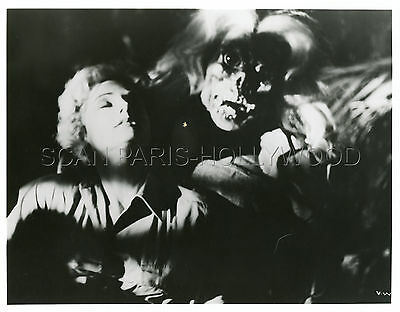 Marla English Tom Conway Voodoo Woman 1957 Vintage Photo R70 #1 Horror