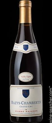 1 Bt. Chambolle Musigny Les Amoureuses 1Er Cru 2009 Pierre Naigeon