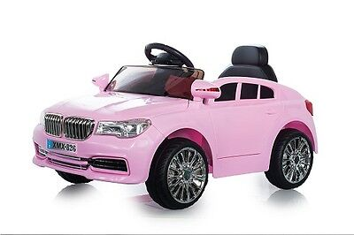 Kids Princess Ride On  Electric Childrens 12V Battery Remote Control Toy Car