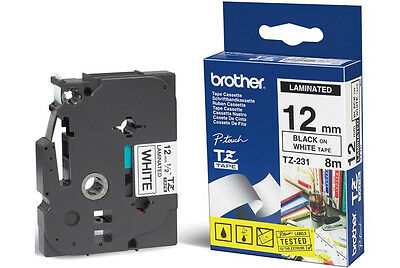 Brand NEW Brother Labelling Tape 12mm label-making tape