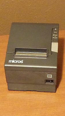 Epson Micros TM-T88V Thermal POS Receipt Kitchen Printer M244A IDN USB Interface