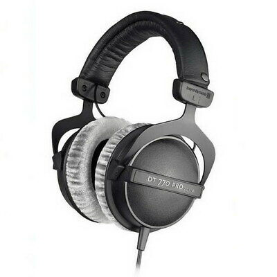 Beyerdynamic DT-770 Pro Studio Headphones - 80 Ohm Version