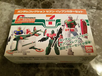 New Mobile Suit Gundam Mini Figure Collection from Japan 7-Eleven
