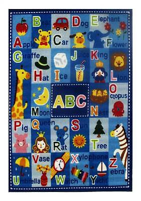 Letters and Names Kids Multicolor Rug [ID 74270]