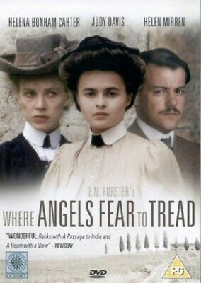 Where Angels Fear To Tread [DVD] [1991] - DVD  4QVG The Cheap Fast Free Post
