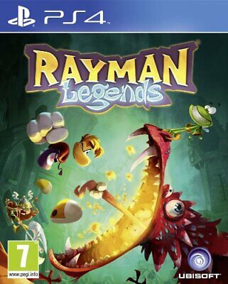 Rayman Legends (PS4) - Game  NUVG The Cheap Fast Free Post