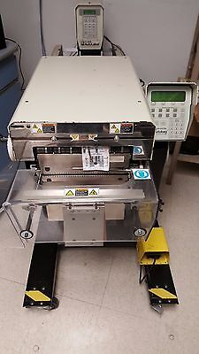 Automated Packaging Systems-AutoBag HS-100 Excel Packager w/PI-4000 Imprinter!!!