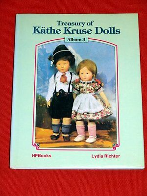 Treasury of Käthe Kruse Dolls L.Richter 1984 Puppen Kaethe Kruse