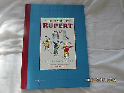 The   Magic Of  Rupert  A Collector's  Album  Like  New