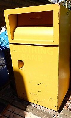 MAIL PARCEL SECURITY for FARM  REMOTE OR COUNTRY HOUSE steel cabinet large