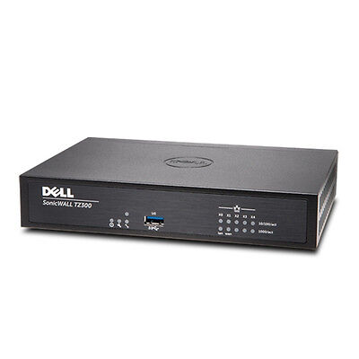 Brand NEW DELL SonicWALL TZ300 750Mbit/s
