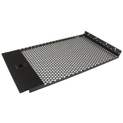 Brand NEW StarTech.com Vented Blank Panel with Hinge for Server Racks - 6U