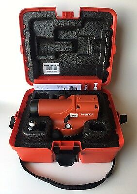 HILTI POL 10 Optical Level Measuring Systems w/ 20X Magnification (425444)