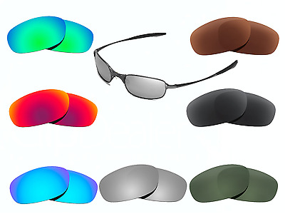 M4DL New Polarized Replacement Lenses for A Wire in 7 colors
