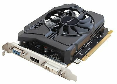Brand NEW Sapphire Radeon R7 250 4GB DDR3 Radeon R7 250 4GB GDDR3 graphics card