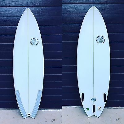 Surfboard - New and Unridden