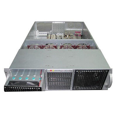 Brand NEW TGC Rack Mountable Server Chassis Case 3U 650mm Depth with 14x3.5' HDD
