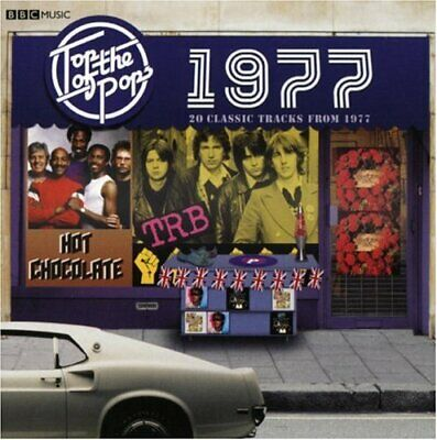 Top Of The Pops: 1977 -  CD 16VG The Cheap Fast Free Post The Cheap Fast Free