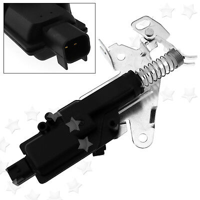 Tailgate Central Lock Actuator Catch Latch For Ford Fusion 02-12 2S6T432A98AF