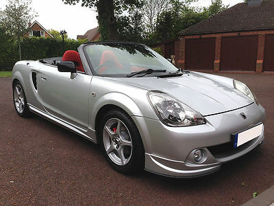 toyota mr2 mk3 roadster tte/gb side skirts new rare items