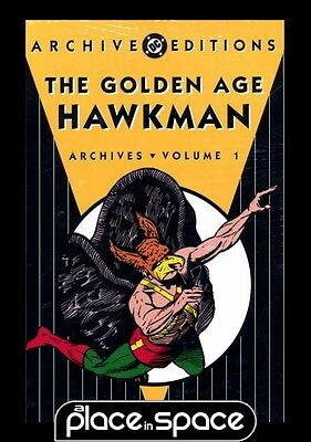 Golden Age Hawkman Archives Vol 1 - Hardcover