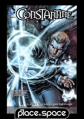 Constantine Vol 01 Spark And The Flame - Graphic Novel