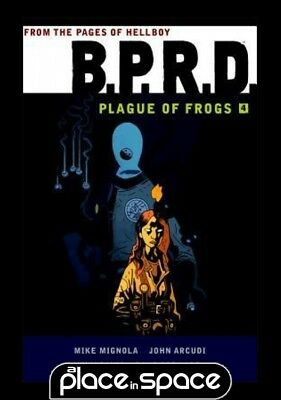 Bprd Plague Of Frogs Vol 04 - Graphic Novel