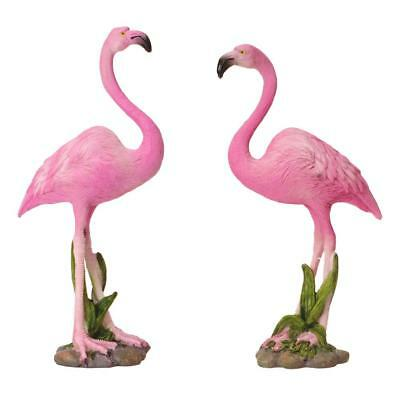gartenfigur flamingo dekofigur garten rosa pink sommer. Black Bedroom Furniture Sets. Home Design Ideas