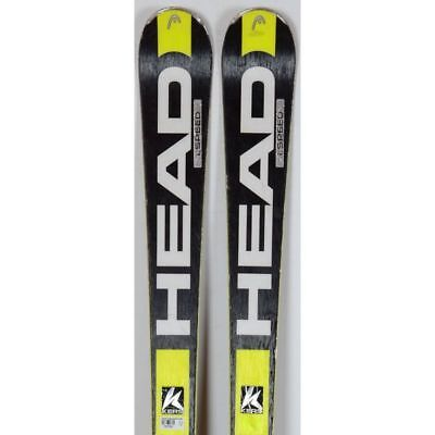 Head i-SUPERSHAPE SPEED - skis d'occasion