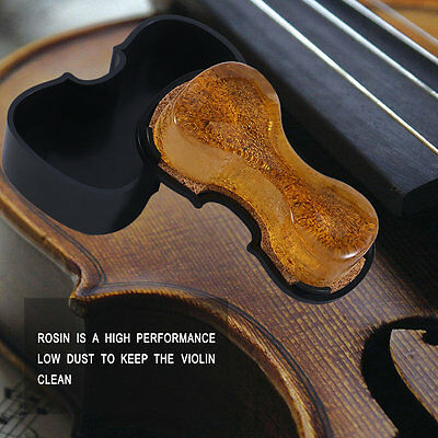 Transparent Yellow/Red Rosin For Violin Viola Cello Violin/Round-shaped RT