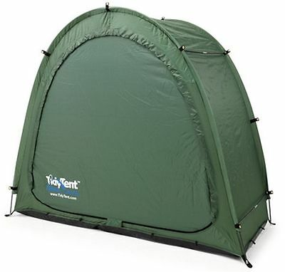 Bike Cave Tidy Tent - All Green