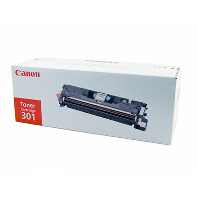 Brand NEW Canon 301 BK Cartridge 4000pages Black