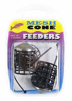 Dinsmores Mesh Cone Feeders - Twin Pack