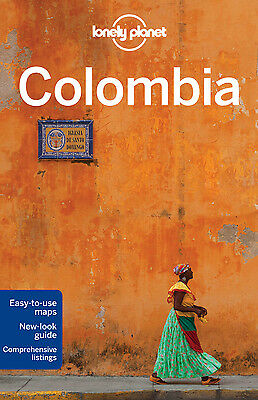Lonely Planet COLOMBIA Travel Guide BRAND NEW 9781742207841