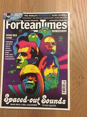 FT244 Fortean Times Magazine Issue 244 January 2009