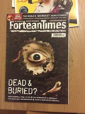 FT247 Fortean Times Magazine Issue 247 April 2009