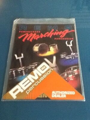 Remo Marching Percussion Catalog / Price List