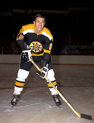 Don Awrey Boston Bruins Unsigned 8x10 Photo