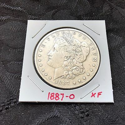 1887-O   Morgan Silver Dollar  But You Be The Judge
