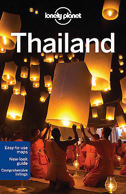 Lonely Planet Thailand (Travel Guide) - BRAND NEW 9781743218716