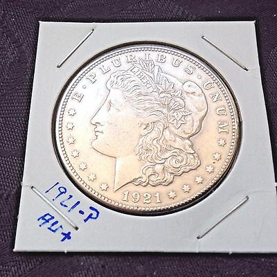 1921-P      Morgan Silver Dollar  But You Be The Judge