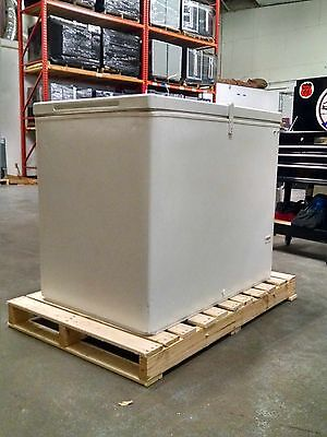 Fricon Commercial Eutectic Ice Cream Dipping Freezer Cold Plate Push Cart 6Ffe