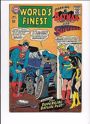 World's Finest #169 September 1967 3rd appearance new Batgirl